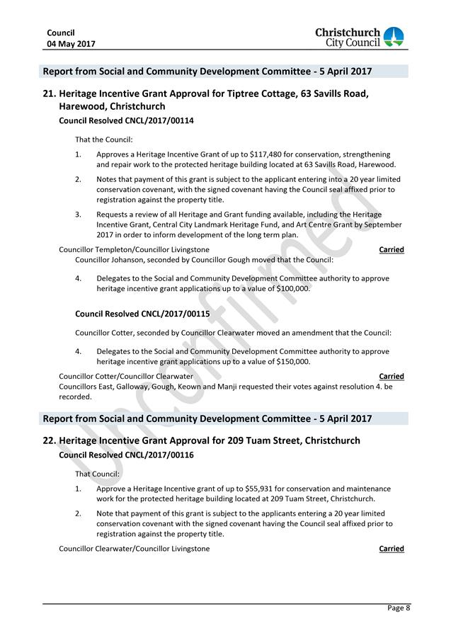 Agenda of council 25 may 2017 pdf creator yadclub Image collections