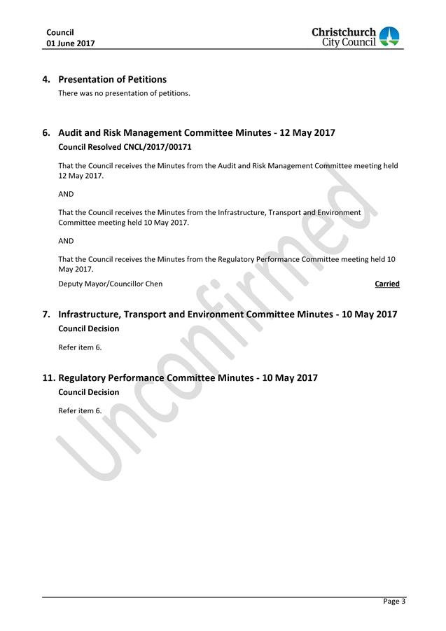 Agenda of council 22 june 2017 pdf creator yadclub Image collections