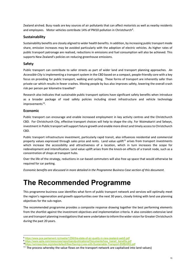 Agenda of Greater Christchurch Partnership Committee - 14